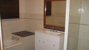 Melbourne Farmhouse Bathroom