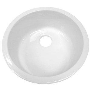Drop In Oval Bathroom Sink Enameled Steel White 20 Quot X17