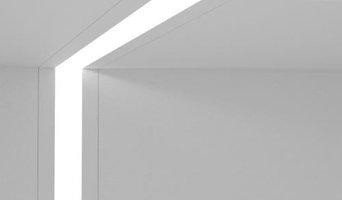EL112 – Taglio di luce indiretta led da incasso nel cartongesso Eleni Lighting