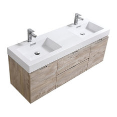 50 Most Popular Wall Mounted Bathroom Vanities For 2019 Houzz