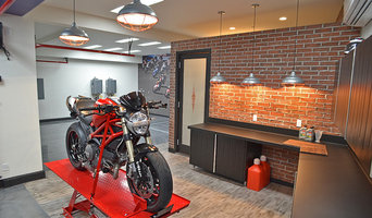 Pardee Homes Custom Garage