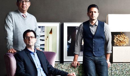 My Life in Design: Puru Das, Brian DeMuro & Kanu Agrawal