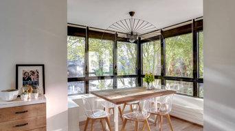 Rénovation complète d'un intérieur