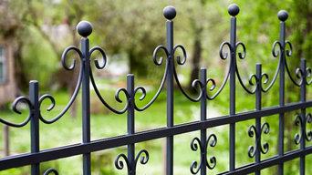 Wrought Iron Gates & Metal Work