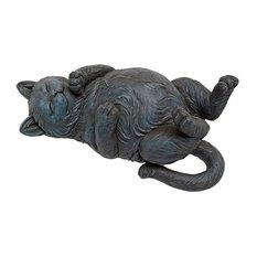 Cat Feline Statue