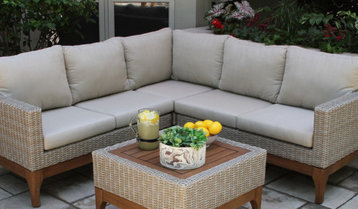 End-of-Season Sale: Up to 70% Off Outdoor Furniture