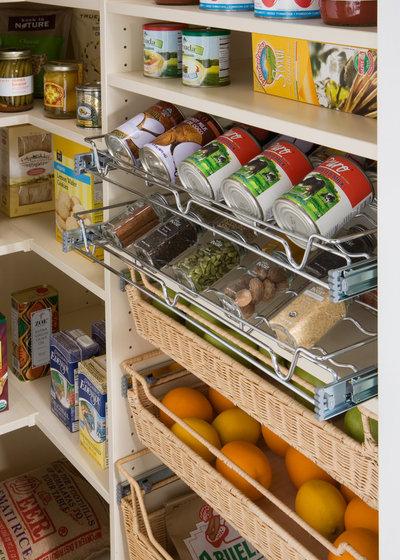 Contemporary Spice Jars And Spice Racks by transFORM Home