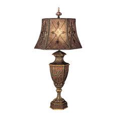 Fine Art Lamps 167110ST Villa 1919 Rich Umber Table Lamp