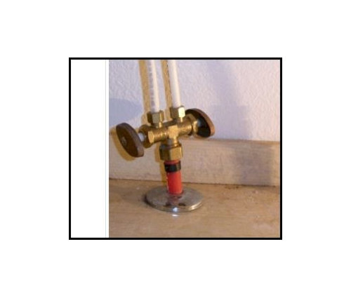 How To Turn Off Dual Water Handle On Kitchen Valves