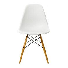 - Eames Plastic Side Chair DSW - Esszimmerstühle