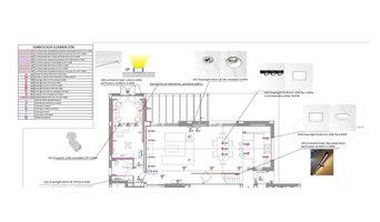 Proyecto eléctrico e iluminación