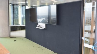 Snaptex wallpanelling-Barangaroo Lend Lease