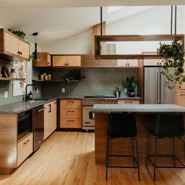 Bunker Hill Kitchen Remodel