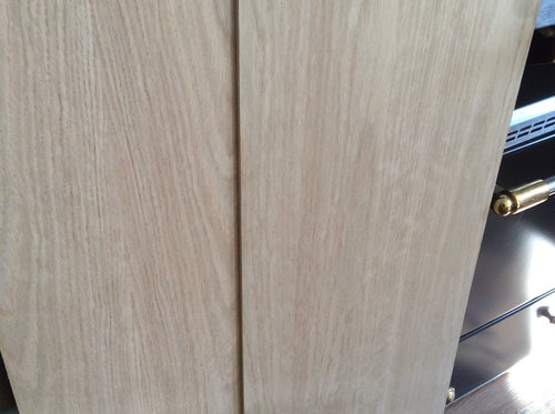 Most Natural Matte Satin Finish White Oak Cabinets