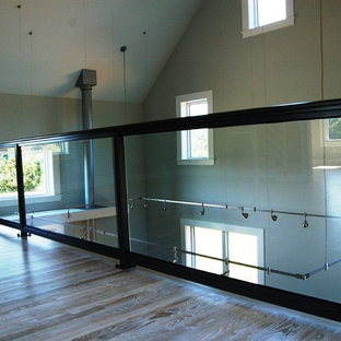 Inspiration for a contemporary home design remodel in Other