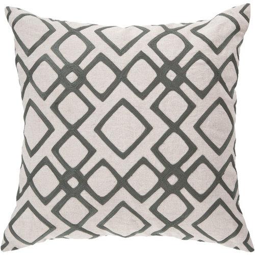 Geo Diamond- (COM-017) - Decorative Pillows