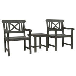 Transitional Outdoor Lounge Sets by ShopLadder