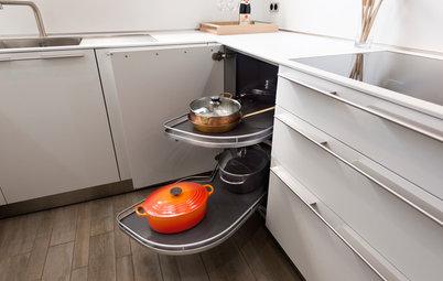 Stauraum in der Küche: 11 praktische Schubladen-Typen
