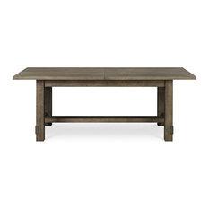Magnussen - Magnussen Karlin Rectangular Dining Table, Dry Grey Acacia - Dining  Tables