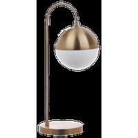 "Safavieh Cappi 20.5"" Table Lamp, Brass Gold"