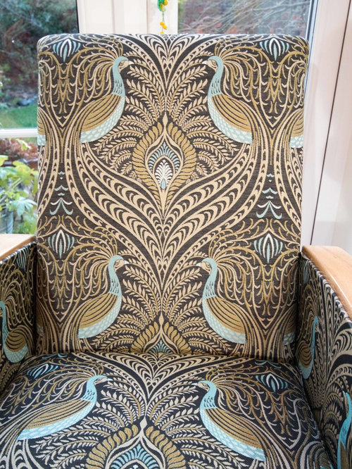 Art Deco recliner armchair - Armchairs & Accent Chairs