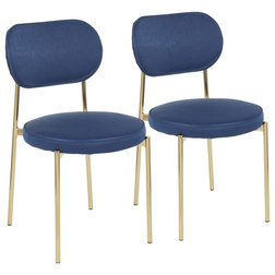 Contemporary Dining Chairs by LumiSource