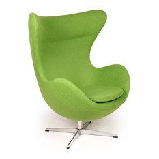 50 most popular apple green velvet chair for 2018 houzz