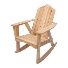 stonegate designs adirondack rocking chair model dsl9121 outdoor rocking chairs