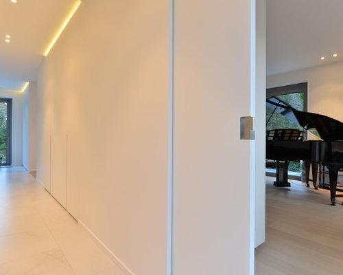 Inrichting woonkamer en bureau brasschaat ontwerp van qtd interieurarchitecten - Woonkamer design bibliotheek ...