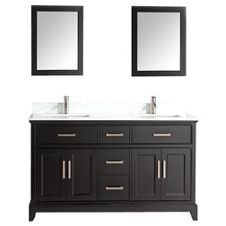 Modern Bathroom Vanities And Sink Consoles by Vanity Art LLC