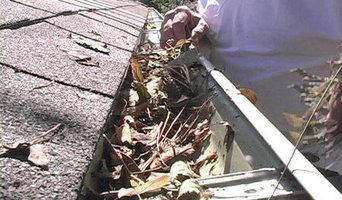 Gutter Cleaning Projects