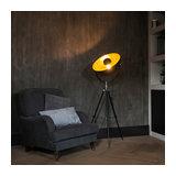 Floor Lamp Tripod Magna Matte Black