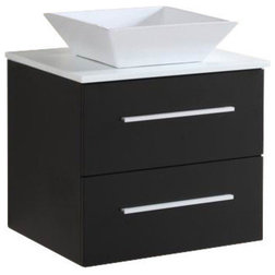 Contemporary Bathroom Vanities And Sink Consoles by ergode