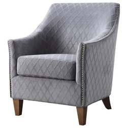 Transitional Armchairs And Accent Chairs by Emerald Home