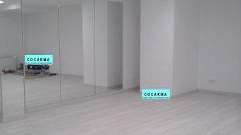 Mobiliario y acondicionamiento de Centro de Danza