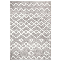Industrial Area Rugs by Houzz