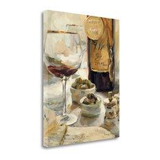 """Award Winning Wine I"" By Marilyn Hageman, Giclee Print on Gallery Wrap Canvas"