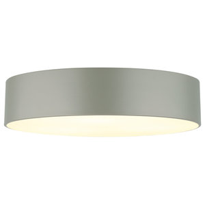 Belize Ceiling Lamp, Grey