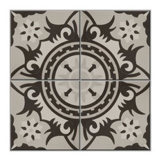 Marrakech Pattern Tiles, Set of 12