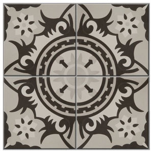 Marrakech Pattern Tiles, Set of 12