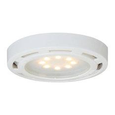 White Interior Puck Light