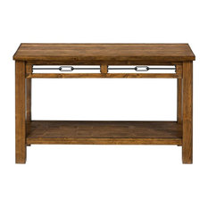 pine console table. Jofran - San Marcos Sofa Table, Pine Console Tables Table