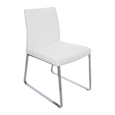 nuevoliving tanis dining chair white dining chairs