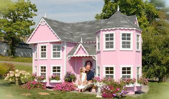 Sara's Victorian Mansion Playhouse