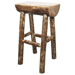Rustic Bar Stools And Counter Stools by VirVentures