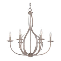 Italian chandeliers houzz quoizel quoizel serenity chandelier italian fresco chandeliers aloadofball Gallery