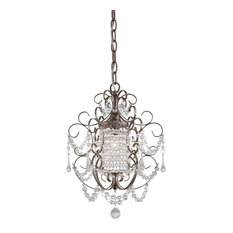 Minka-Lavery 1-Light Mini Chandelier