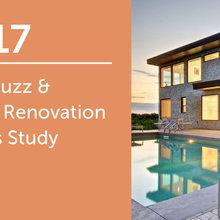 2017 CA Houzz & Home Renovation Trends Study
