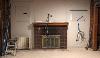Modernizing electrical wiring