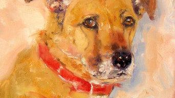Pet Portraits bring life to rooms